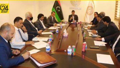 أبو جناح: إطلاق مبادرة دعم الاستقرار والتنمية في الجنوب الليبي