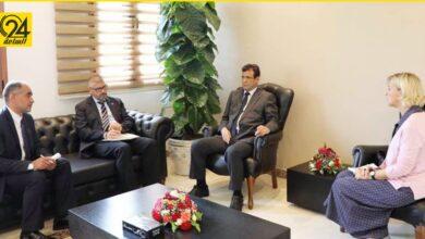 رئيس البعثة الأوروبية: نساند الشعب الليبي في تحقيق الاستقرار