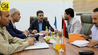 وكيل الداخلية يترأس اجتماعاً حول استعدادات الوزارة لتأمين الانتخابات