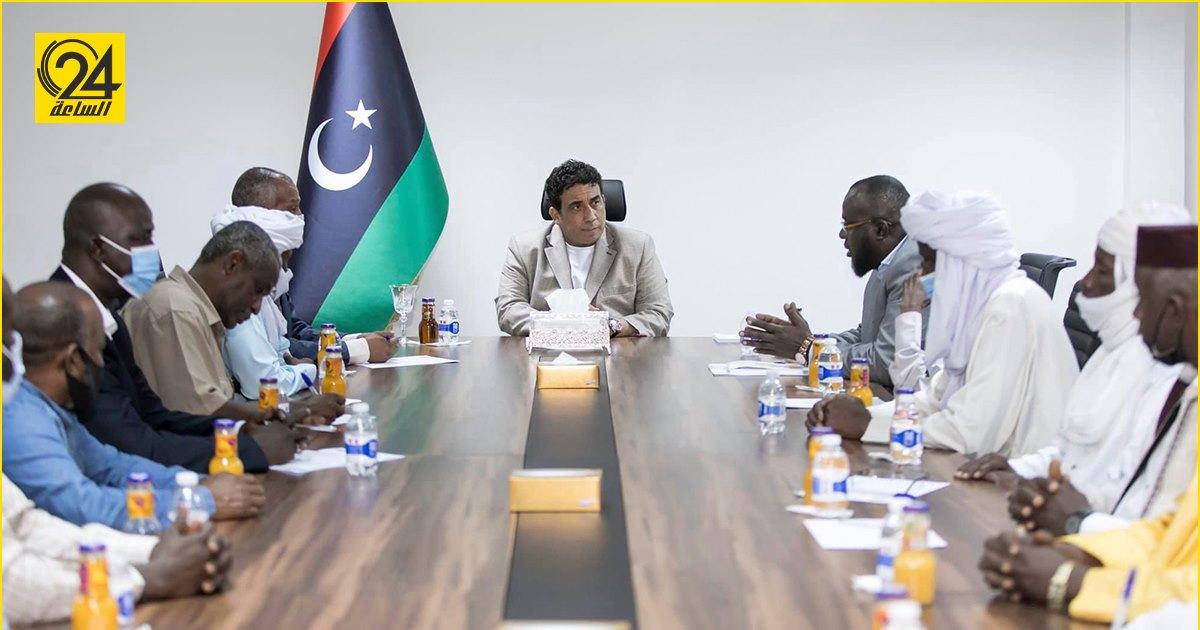 الساعة24، المنفي، المجلس الرئاسي، ليبيا، التبو
