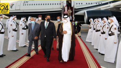 الديوان الأميري القطري: تميم بن حمد يستقبل المنفي غدا