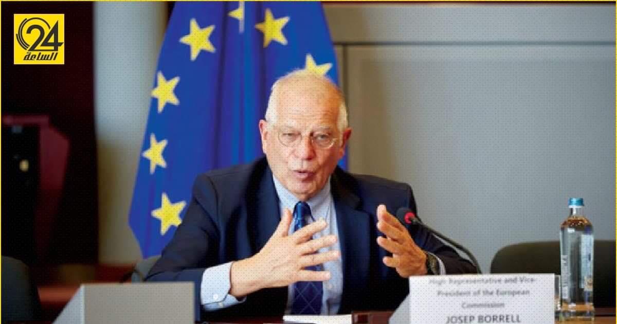 جوزيف بوريل: أمن وازدهار أوروبا مرتبط بليبيا