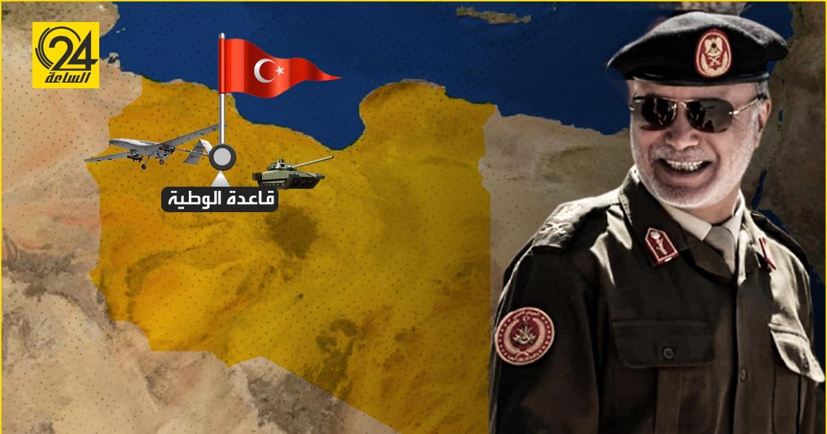جويلي: من يدعون وجود إرهابيين في «الوطية» مغرضون وينزعجون من وجود تركيا بها