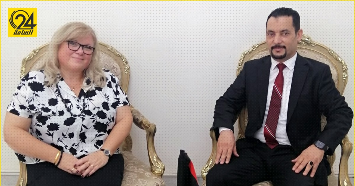 سفيرة سلوفينيا بالقاهرة: مستعدون للمشاركة في إعمار ليبيا
