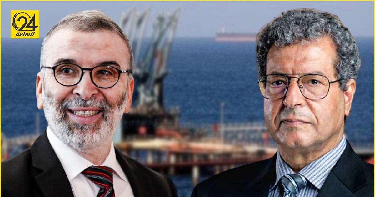 صنع الله وعون يتنازعان فضل فض اعتصام عمال ميناء الحريقة واستئناف تصدير النفط