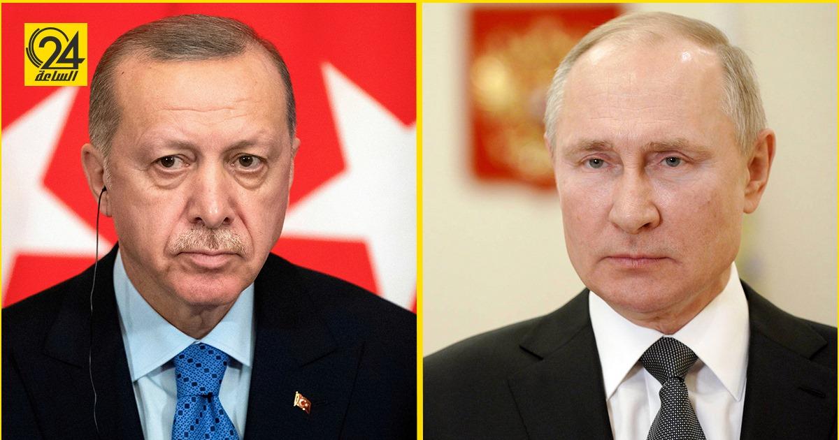 ليبيا على طاولة مباحثات «بوتين وأردوغان»