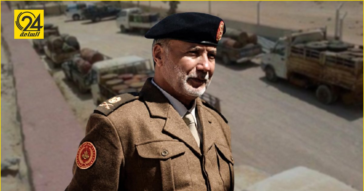 جويلي: الأوضاع «مستقرة» على الحدود مع تونس والتهريب في المنطقة «أمر عادي»
