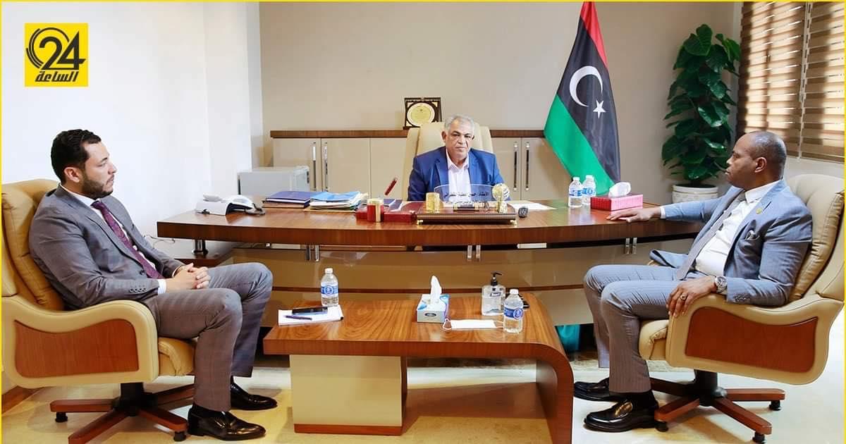 ليبيا، الساعة24