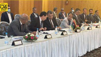 """مع استمرار غلق""""رأس أجدير"""".. توقيع بروتوكول ليبي تونسي على شروط فتح الحدود بين البلدين."""