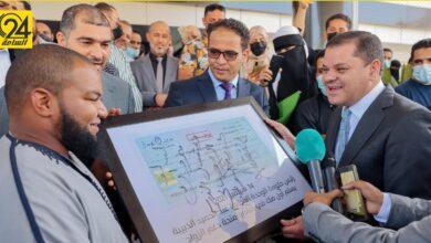 الدبيبة: سنحرص على أن تروا ليبيا عامرة بالأفراح