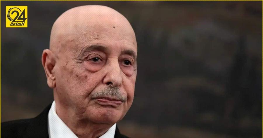 عقيلة صالح: كل من في السلطة الآن يرفضون الانتخابات خوفاً على مصالحهم