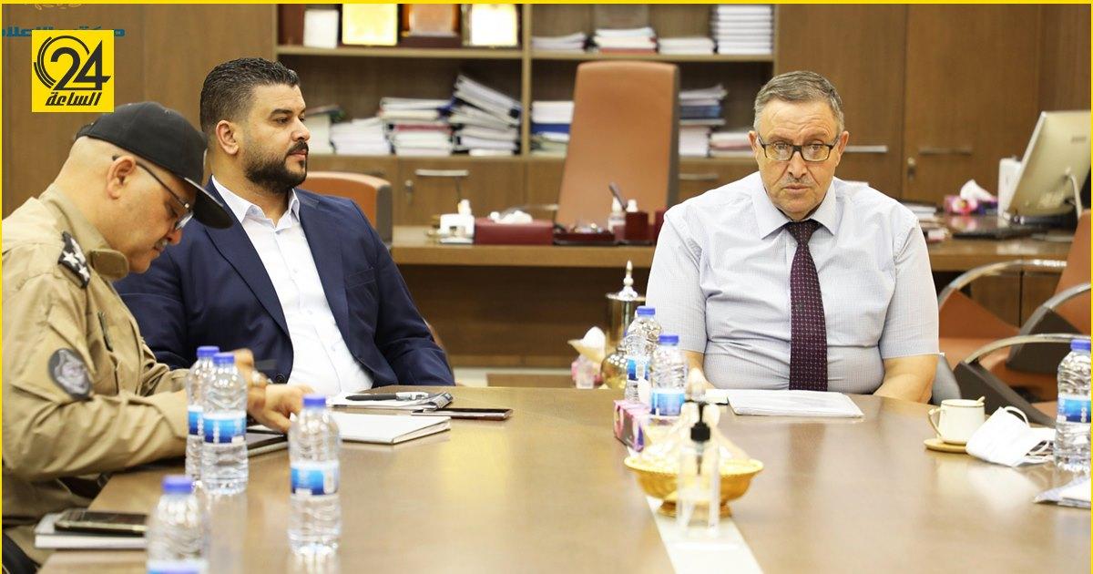 الحبري: تشكيل لجنة تضم وزارة الداخلية للتفتيش والمتابعة المستمرة على المصارف