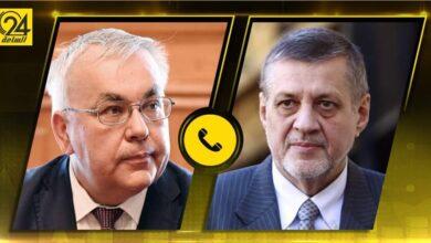 الخارجية الروسية: فيرشينين وكوبيش ناقشا مسألة الانتخابات وتمديد ولاية البعثة الأممية