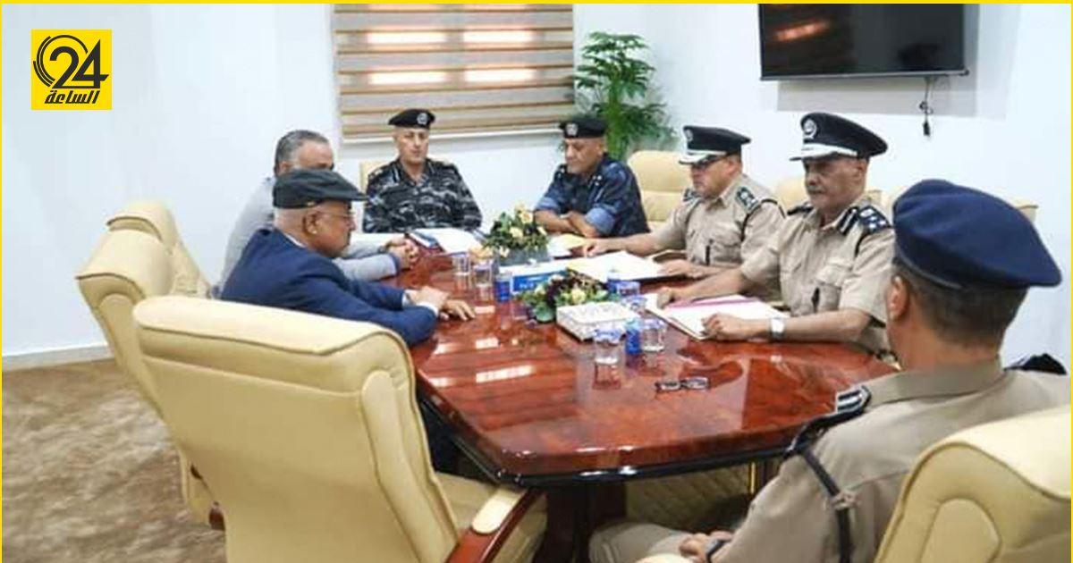 لجنة التعاون الأمني الليبي التركي تعقد اجتماعها الأول