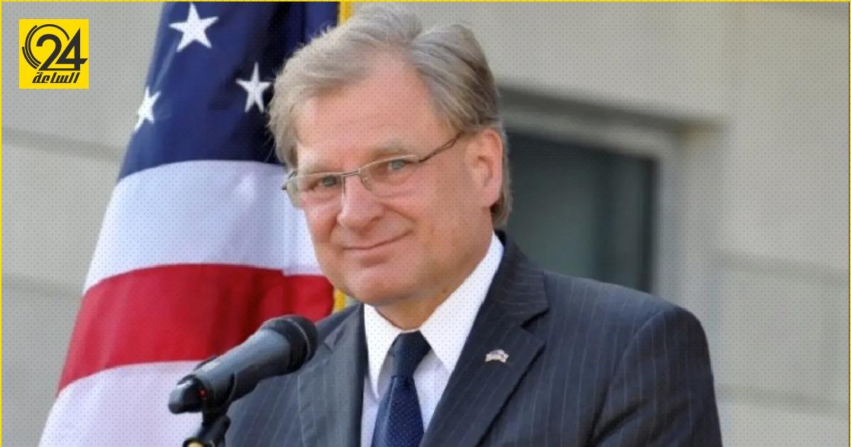 السفير الأمريكي يجدد دعم بلاده لإجراء الانتخابات الليبية في موعدها