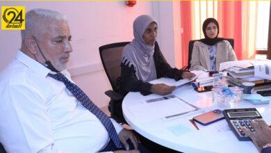 المفوضية تباشر في إجراءات استلام اللوحات الطرقية الخاصة بحملة التوعية الانتخابية