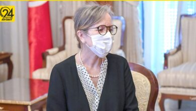 تونس , الحكومة التونسية الجديدة, قيس سعيد , نجلاء بودن
