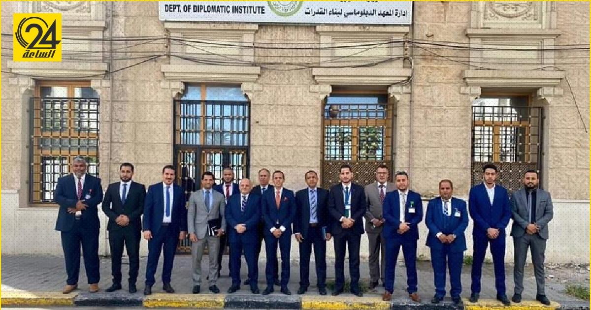 اتفاق على تدريب 40 دبلوماسيا ليبيا في مصر
