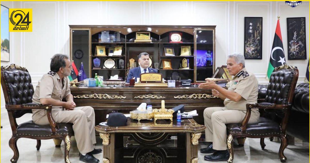 وزير الداخلية: يجب بذل الجهد لتأمين منافذ الدولة الليبية