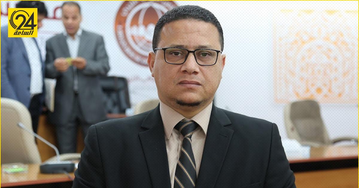 صورة المتحدث باسم مجلس النواب، عبدالله بليحق