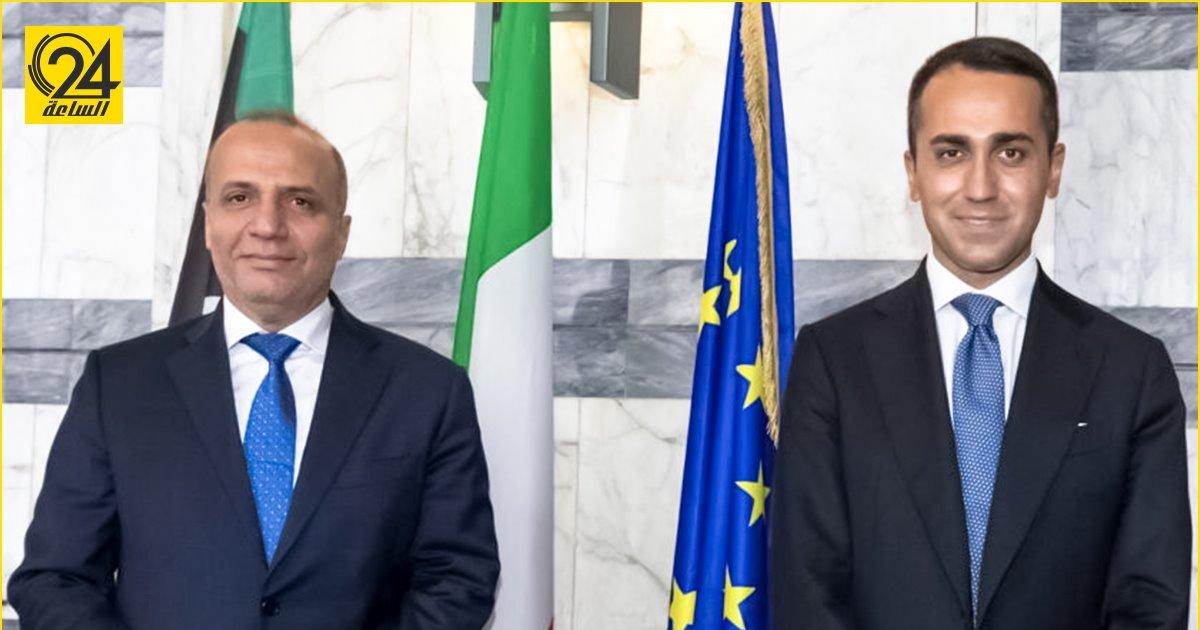 وزير الخارجية الإيطالي: ملتزمون بدعم المصالحة الوطنية بليبيا