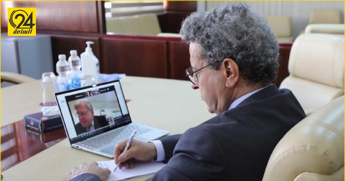 وزير النفط لـ«نورلاند»: نطالب بعودة شركاتكم إلى ليبيا لأن التقنية الأمريكيه رائدة