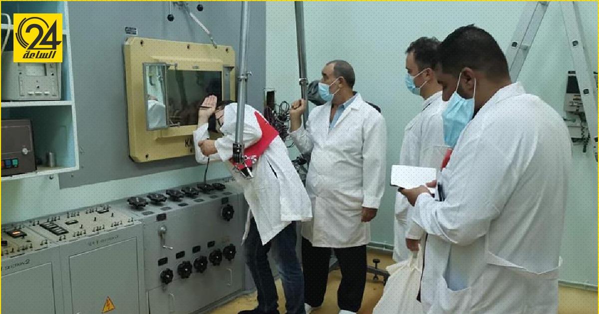 الوكالة الدولية للطاقة الذرية تجري زيارة تفتيشية للتأكد من الاستعمال السلمي للطاقة النووية بليبيا