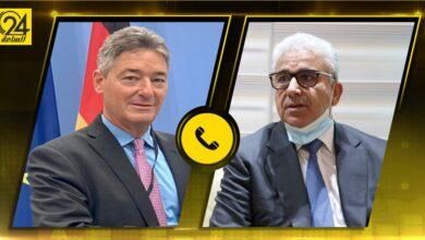 باشاغا لـ«سفير ألمانيا الجديد»: نعول على دوركم في تمكين الليبين من اختيار قياداتهم