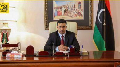 «النويري»: ليبيا ستظل حية شامخة في مواجهة كل التحديات