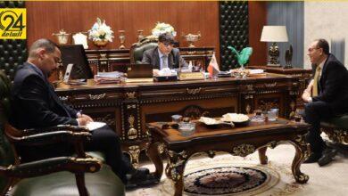النائب العام يناقش مع السفير التونسي أوضاع نزلاء مؤسسات الإصلاح والتأهيل