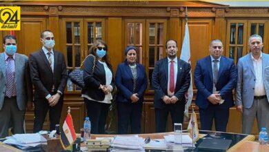 الزناتي يتفق على تدريب مصر للعناصر الطبية الليبية وشراء لقاحات كورونا منها