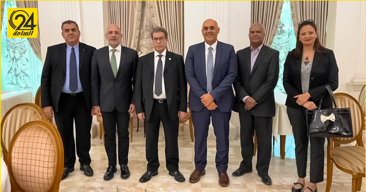 """أكبر شركات الغاز المصرية تعرض على """"عون"""" تنفيذ مشاريع بليبيا"""