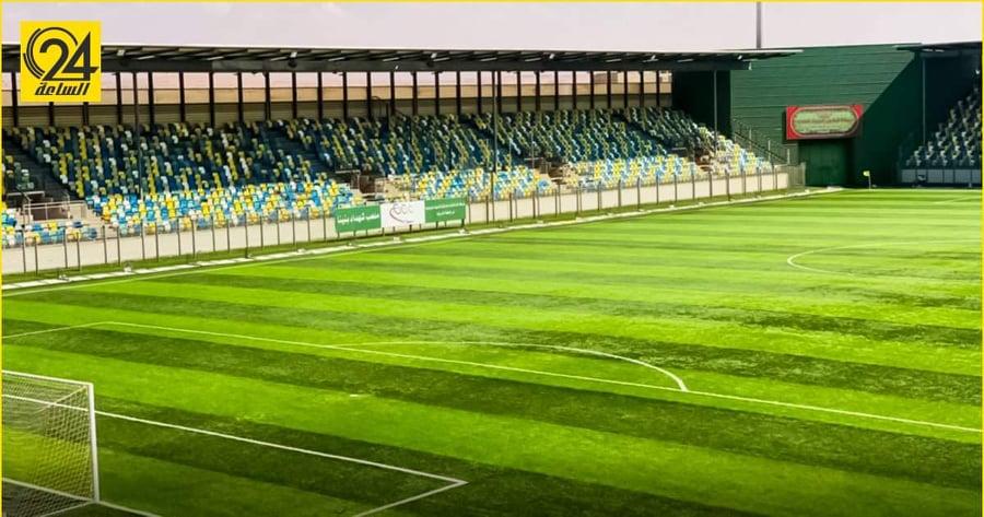 """""""الرياضة"""": ملعب شهداء بنينا سيكون جاهزا للمباريات الدولية بعد انتهاء أعمال الصيانة"""