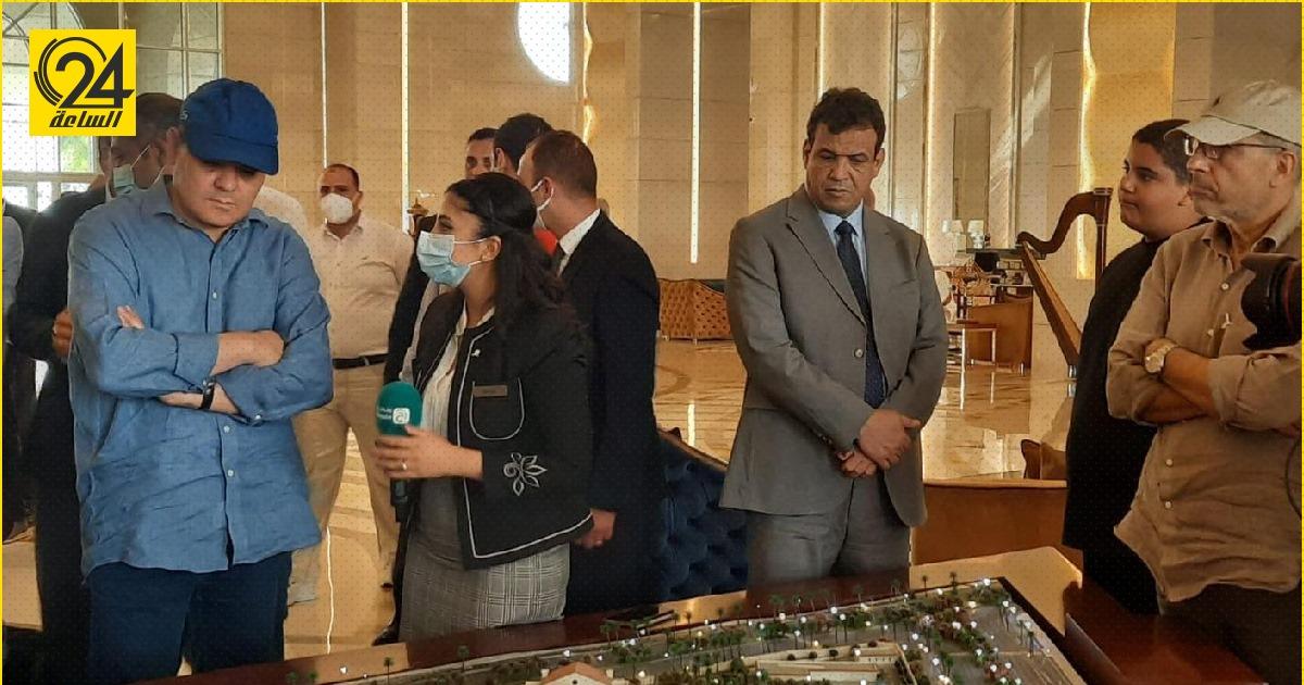 «أبو جناح»: النهضة التنموية في مصر تدفعنا للتعاون معها في العديد من المجالات