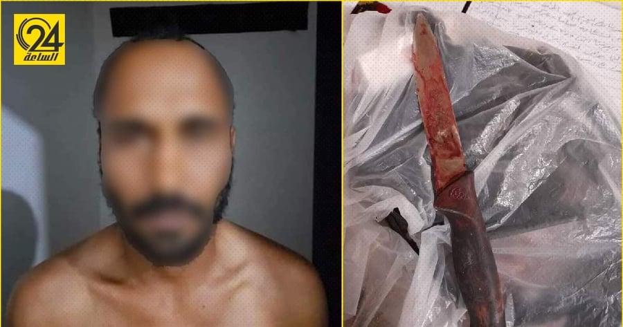 شاب يقتل والدته بطعنات ويحرق أبيه في أم الصفصاف بالبيضاء