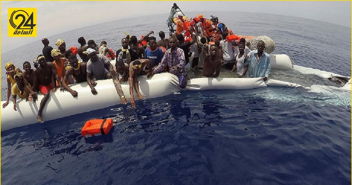 """""""الأمم المتحدة"""": خفر السواحل بليبيا اعترض 24 ألف مهاجر هذا العام وتم تسجيل 6 ألاف فقط"""