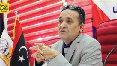 الغويل: هناك ضرورة لنقل الخبرة المصرية لليبيا بمجالات الإعمار والتنمية