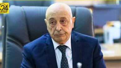 العيساوي: عقيله صالح من حقه الترشح للانتخابات لأنه صاحب «مبادرة السلام»