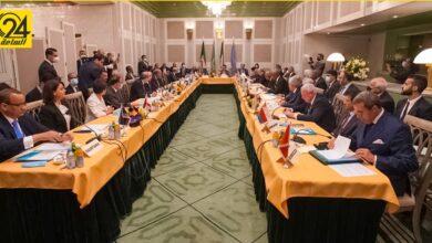 «المنقوش» تشارك في اجتماع «الخارجية العرب» المشاركين في اجتماع «الجمعية الأممية»