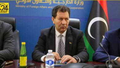 آمر محور الزطارنة: لا يمكن دمج موظفي وزارة خارجية الحكومة المؤقتة سابقا إلا بالشفافية