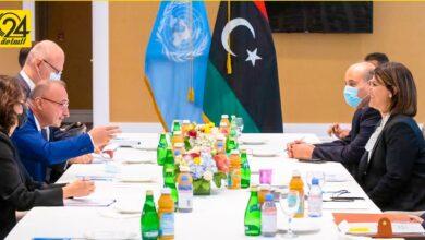 وزير خارجية كرواتيا لـ«المنقوش»: نريد إشراكنا في برامج إعادة إعمار ليبيا