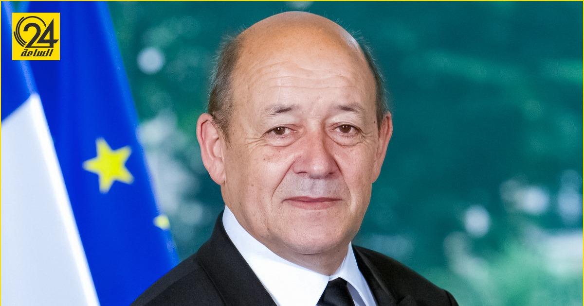 لو دريان: فرنسا تستضيف مؤتمرا دوليا حول ليبيا 12 نوفمبر المقبل