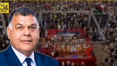 """خالد مازن: الليبيون أثبتوا في """"ميدان الشهداء"""" أنهم لن يتنازلوا عن حقهم"""