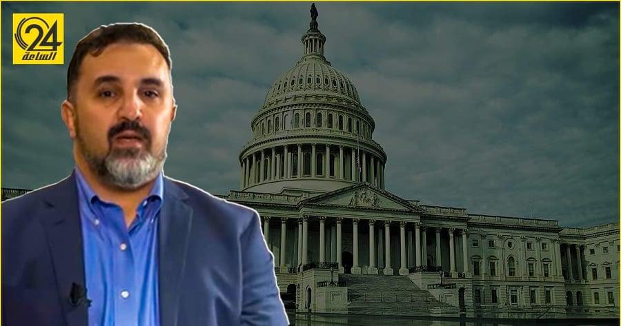 """محمد عبدالله: أتوقع طرح قانون """"استقرار ليبيا"""" للتصويت بالكونجرس خلال الأيام المقبلة"""