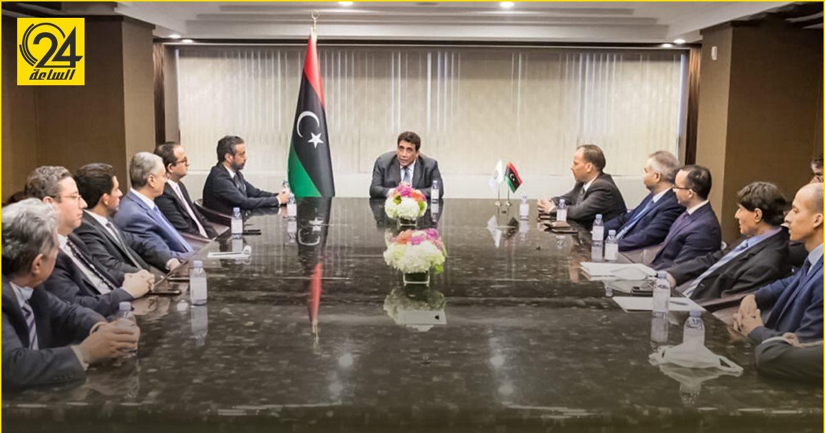السني: عرضنا على المنفي والمنقوش تحديات عمل بعثة ليبيا لدى الأمم المتحدة
