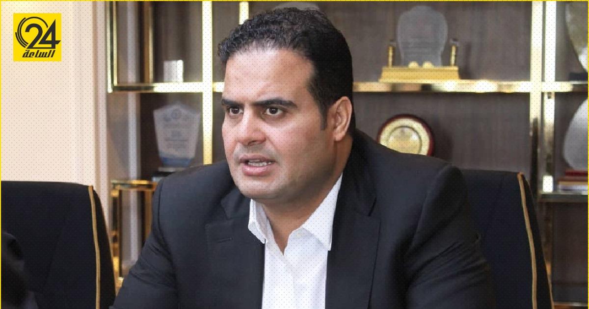 رفعت العبار وكيل وزارة النفط يقدم لـ«الدبيبة» استقالته