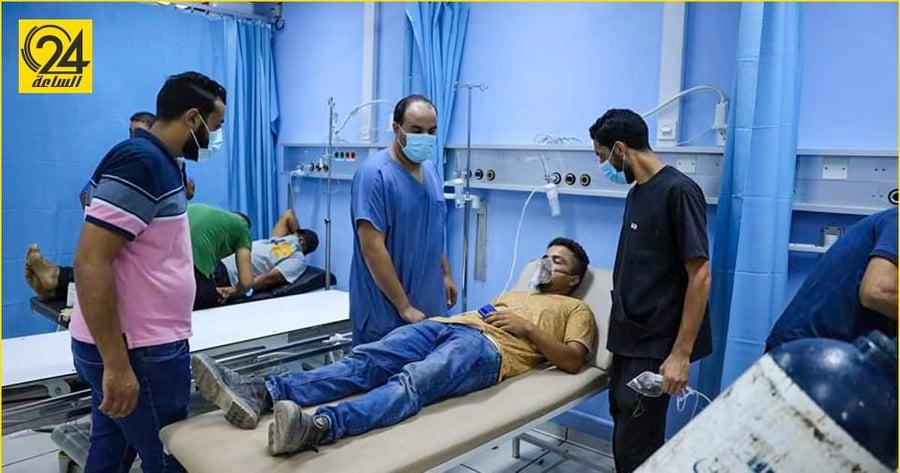 مركز بنغازي الطبي: إسعاف 25 حالة مصابة بتسمم غير معروف مصدره في القوراشة