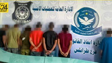 الداخلية تقبض على 14 متهما بالتعدي على أراضي الدولة وتزوير مستندات