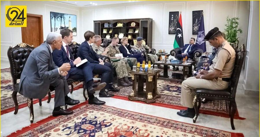 """خالد مازن: """"الداخلية"""" وضعت خطة لتأمين الانتخابات وعرضتها على """"البعثات الدبلوماسية"""""""