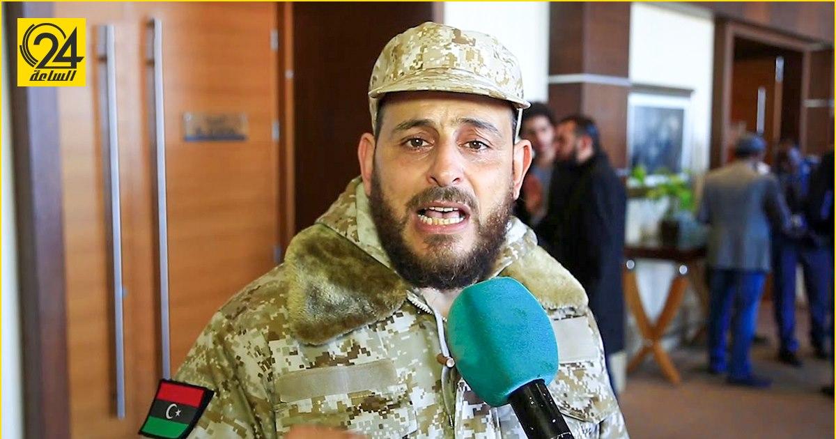 """الطاهر بن غربية: وجبة غداء الإثنين لمن يتظاهر ضد ترشح """"حفتر وسيف الإسلام"""""""
